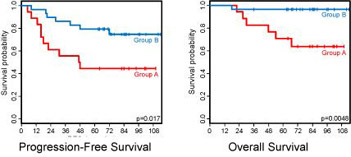 Ependymoma Survival Curves