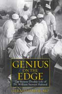 Book cover: Genius on the Edge