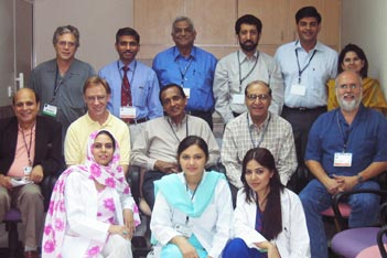 Faculty and Coordinators of the ATLS Course